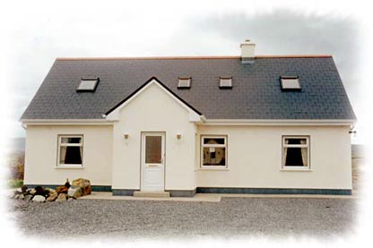 rental accommodation in connemara, ireland