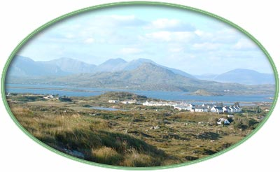 connemara county galway, west of ireland