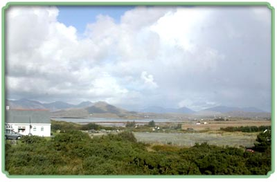 view of connemara in county galway