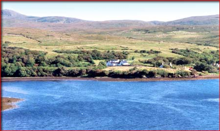 Laurel Lodge, Letterfrack, Connemara