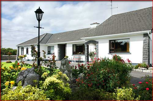 Hazel Grove bed and breakfast, cong, county mayo, ireland