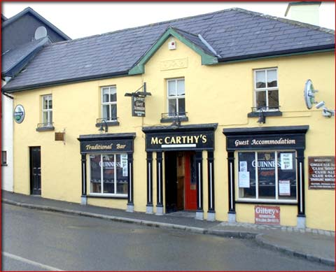 McCarthy's Lodge Bar & Guesthouse, westport