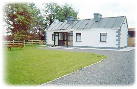 Woodlands rental accommodation Loughglynn